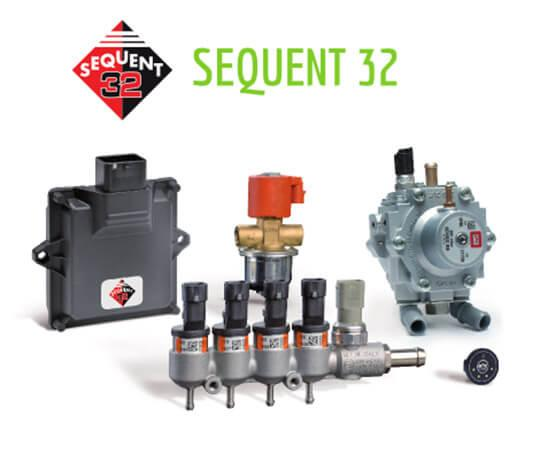 BRC SEQUENT 32 CNG