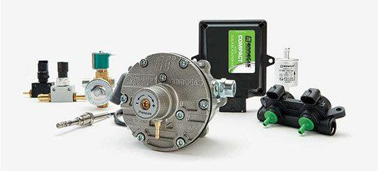 EMMEGAS Diesel Compact DUAL-FUEL