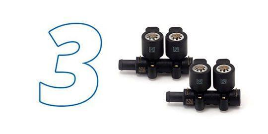 Lovato C-OBD II LPG Injectors
