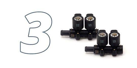 Lovato C-OBD II Plus LPG Injectors