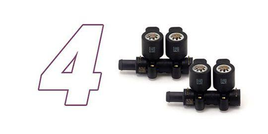 Lovato C-OBD II Premium LPG Injectors