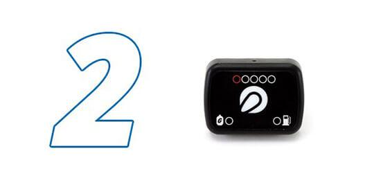 Lovato C-OBD II LPG Standard Switch