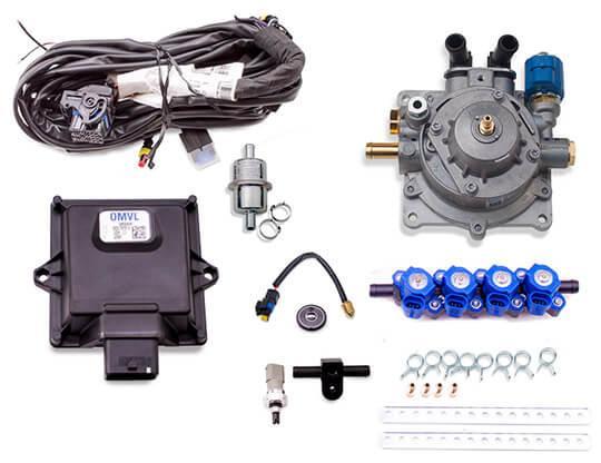 OMVL Dream E LPG 32 4Cylinders