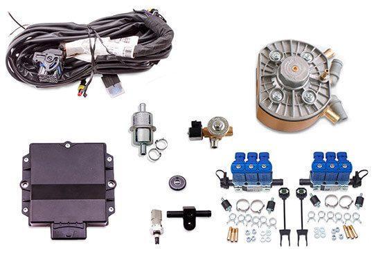 OMVL Dream N LPG 64 6Cylinders